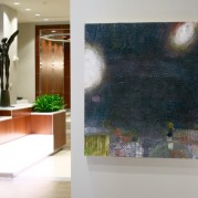 """Hidden Light"" on exhibit at the Sibley Gallery"